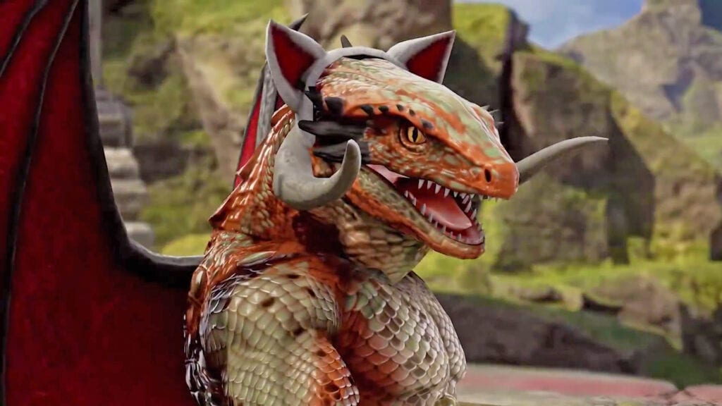 "SoulCalibur VI Shows Off Community-Made ""Wizard Lizard"" Character (VIDEO)"