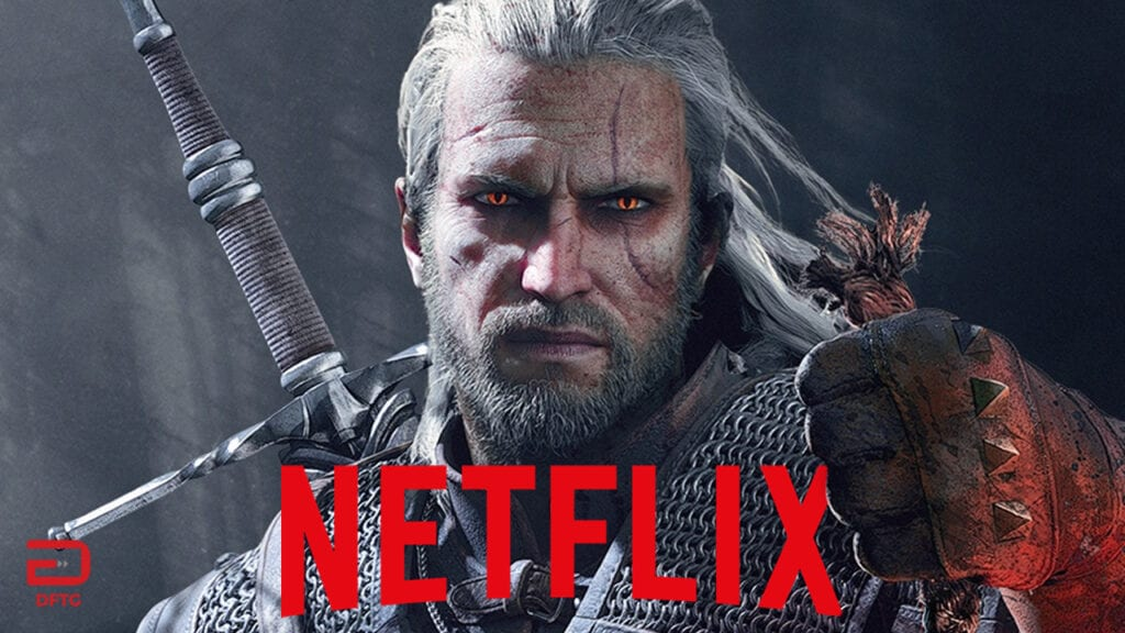 Netflix's The Witcher Series Cast Visualized