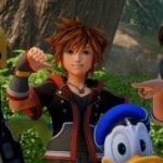 Kingdom Hearts III Goes