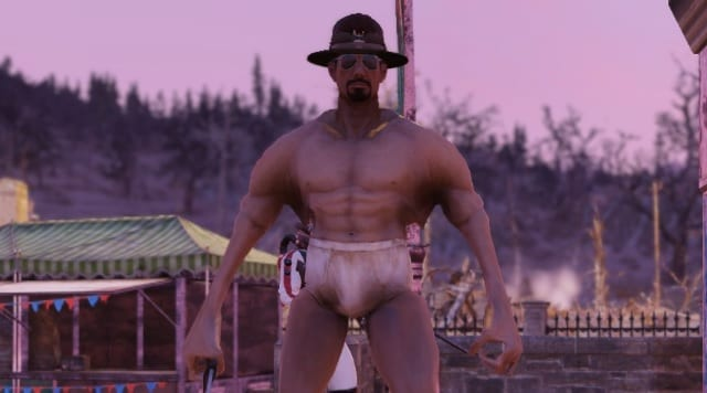 This Fallout 76 Bug Turns Players Into Terrifying Naked Monsters