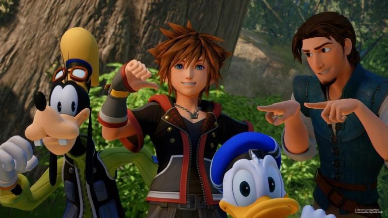 Kingdom Hearts III Getting New Trailers In December, Says Director