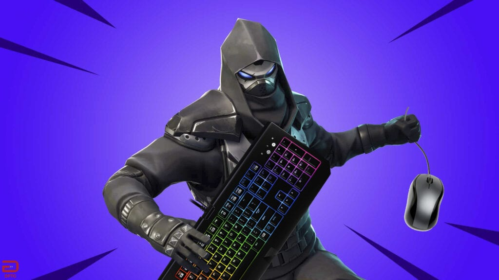 Fortnite Getting Mouse and Keyboard Support On Xbox One