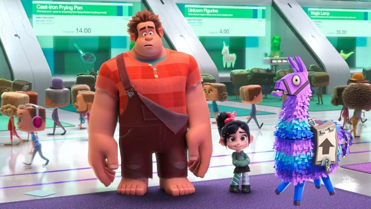 Fortnite Leak Reveals Wreck-It Ralph Event May Be On The Way (VIDEO)