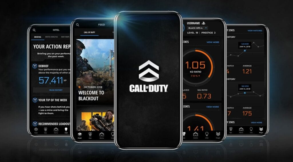 Call of Duty: Black Ops 4 companion app