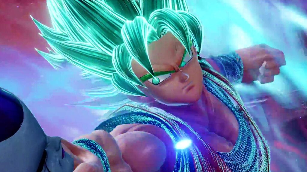 Jump Force Shows Off New 'Dragon Ball Super' Transformations (VIDEO)