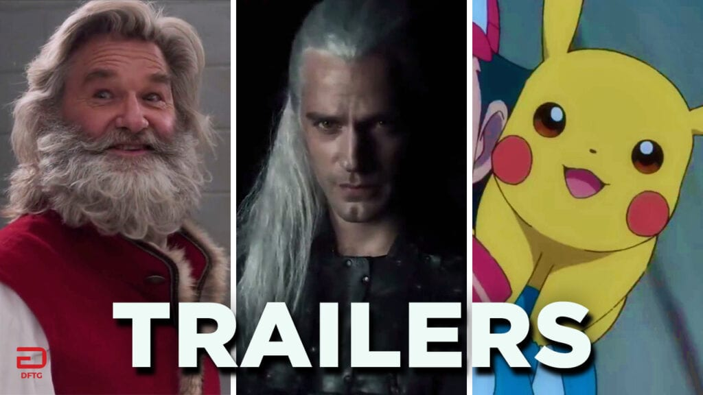 DFTG Recaps The Latest Movie/TV Trailers: November 5th (VIDEO)