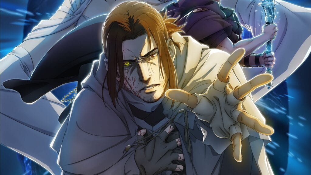Final Fantasy XV: Episode Ardyn Prologue Anime Trailer Coming Soon