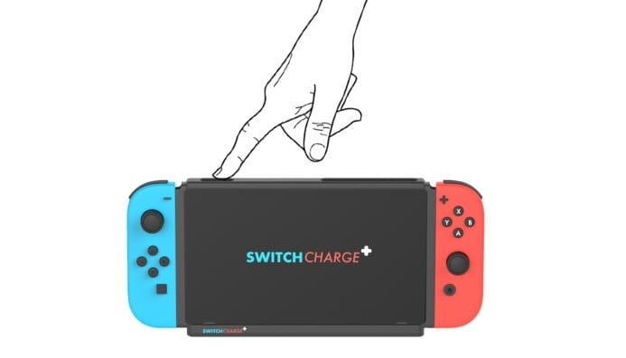 Nintendo Switch 'SwitchCharge' Adds Extra Battery Life, Improved Kickstand, And More (VIDEO)