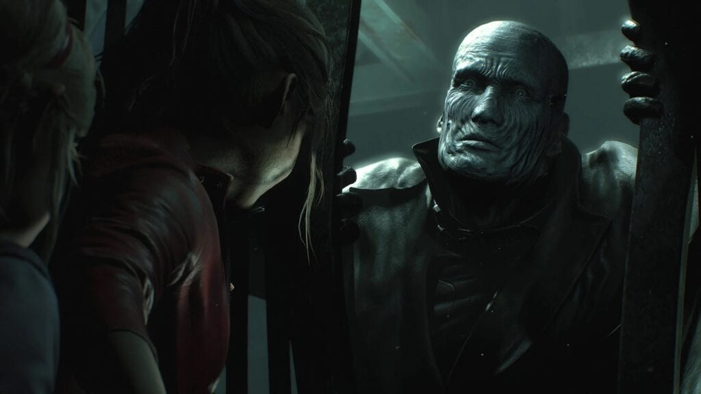 Resident Evil 2 Gameplay Trailer Reveals 'Unstoppable Tyrant' (VIDEO)