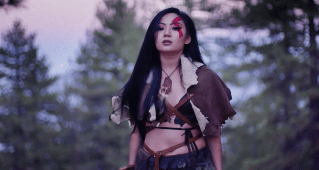 Tina Guo God of War