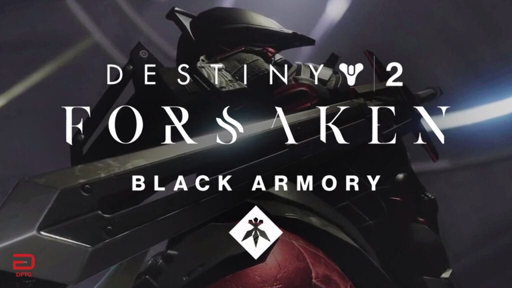 Destiny 2 Black Armory Update Goes Live, Full Patch Notes (VIDEO)
