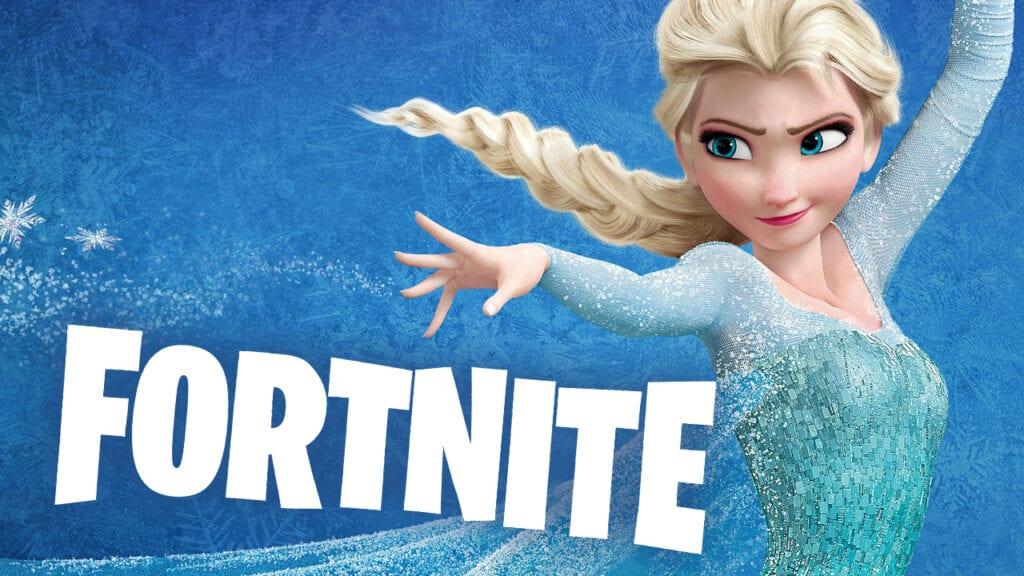New Fortnite Skin Looks Like Frozen's Elsa, Fans Can't Let It Go (VIDEO)