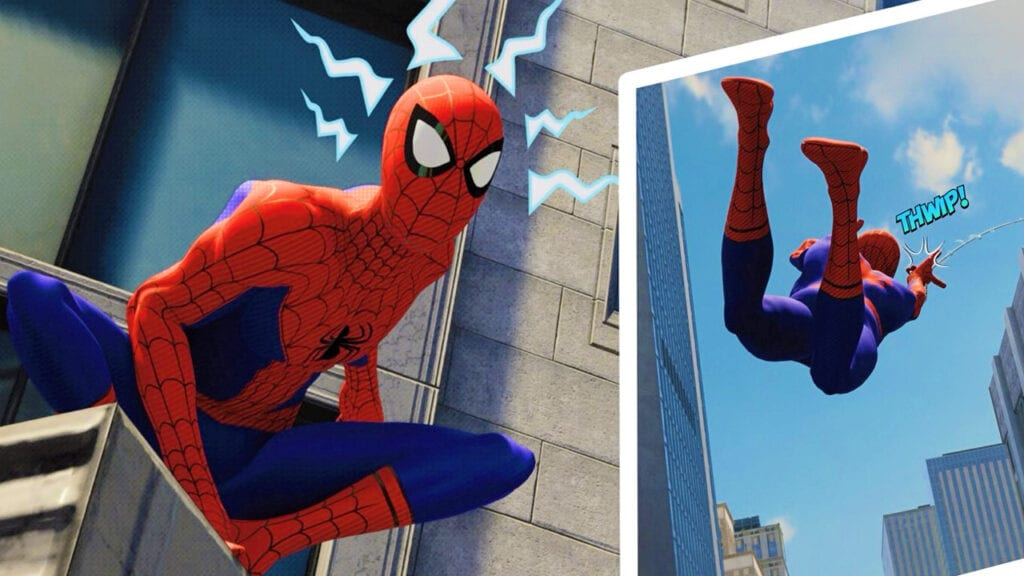 Spider-Man Player Makes Incredible Comic Using the Game's Photo Mode