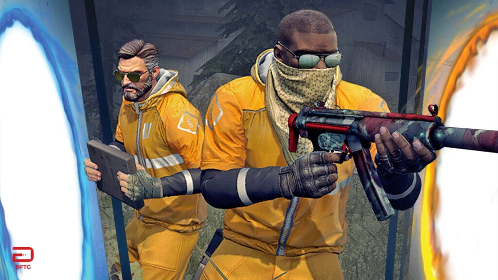Cryptic Portal Message Found Hidden In CS:GO's Battle Royale Mode (VIDEO)
