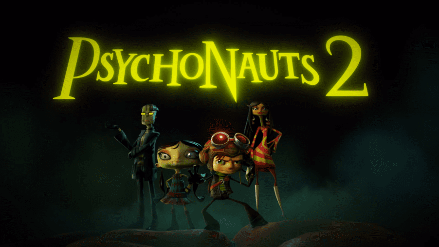 Psychonauts 2 First Trailer