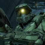 Saints Fan Gave The Perfect Homage to Halo's Master Chief During Playoff Game