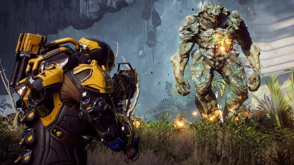 "Anthem Devs Say Story Length Is ""A Really Hard Thing To Compare"""