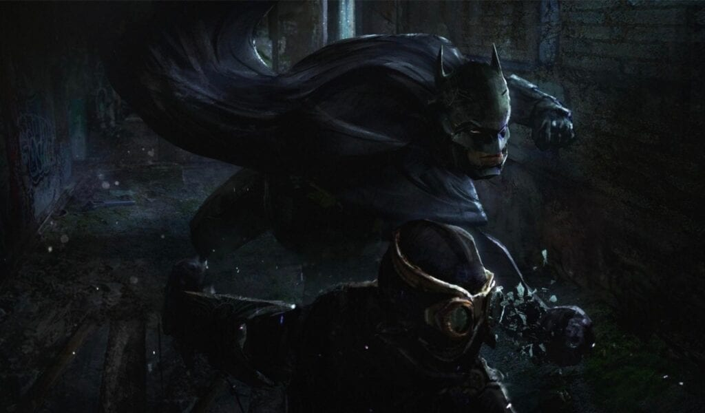 Batman: Court of Owls Game Rumors Revitalized With Newly Revealed Artwork