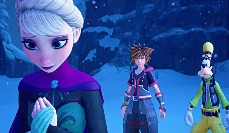 Kingdom Hearts III Director Talks About the Game's Long Development Process