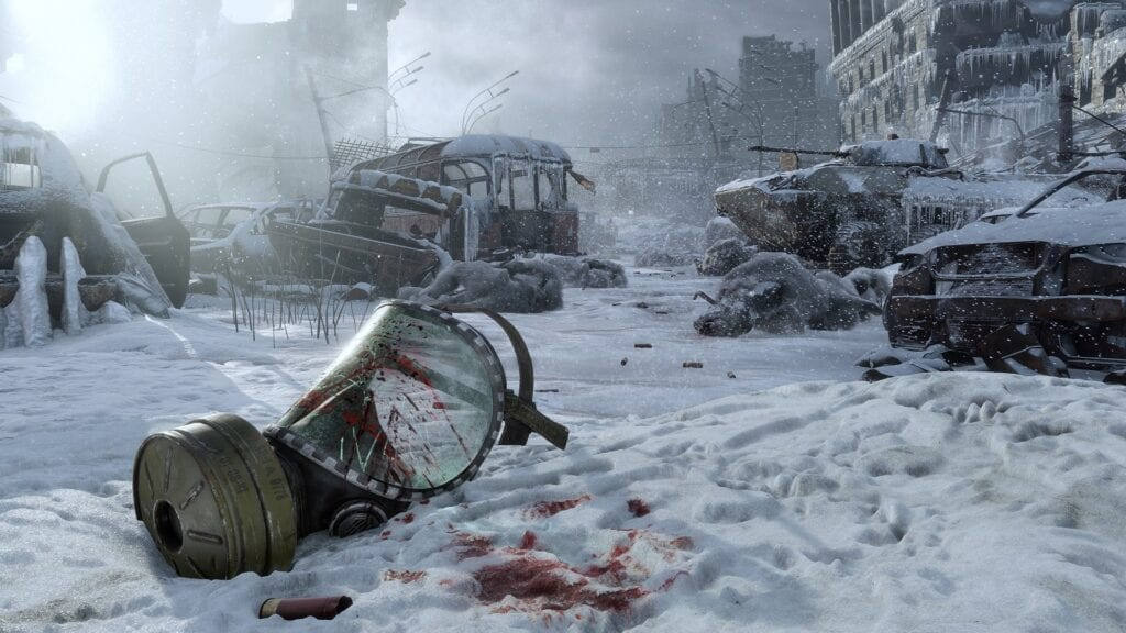 Metro Exodus Review Bombed Following Epic Games Reveal