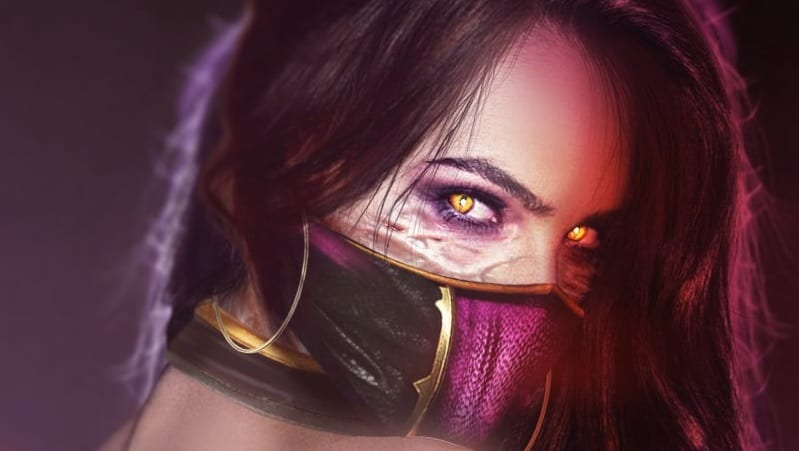 Mortal Kombat 11 Fan Art Imagines Gal Gadot As Both Kitana And Mileena