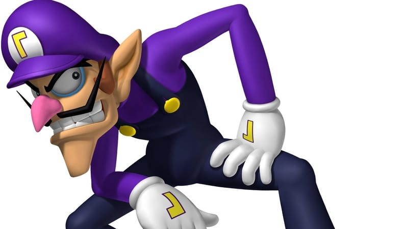 Waluigi Fans Want To Add The Nintendo Character To The Periodic Table