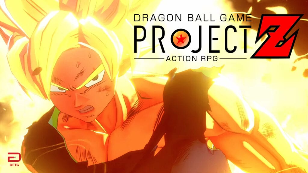 Dragon Ball Project Z RPG Reveals First Trailer (VIDEO)