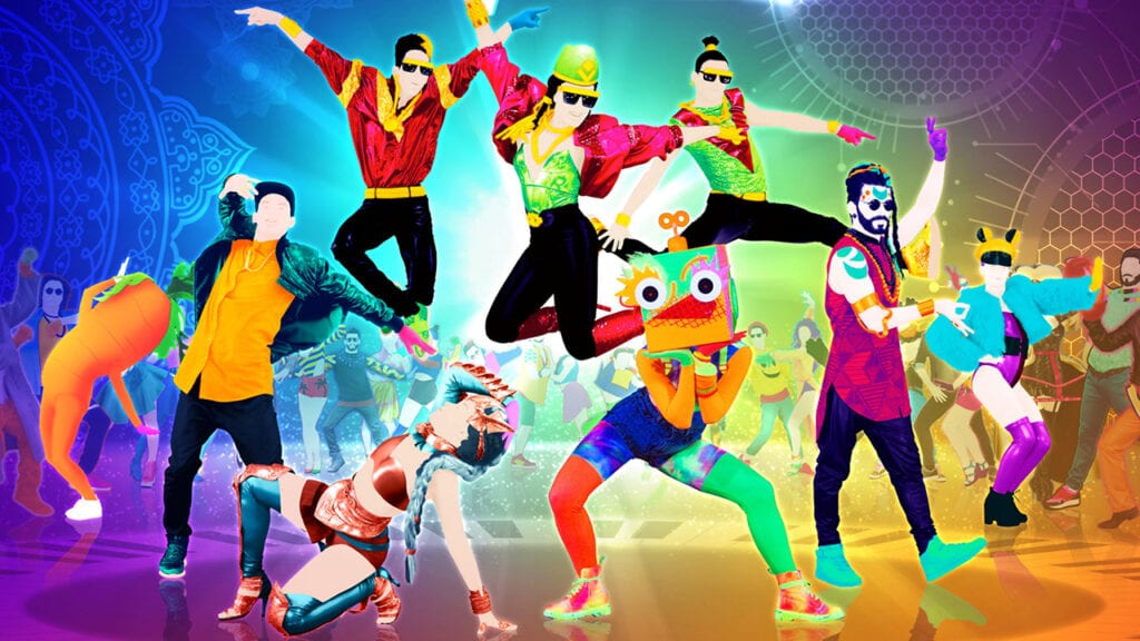 Just Dance Games To Recieve Groovy Movie Adaptation
