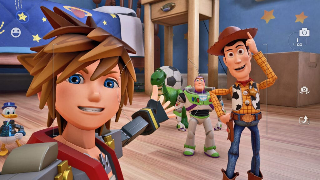 "Kingdom Hearts III Players Can Catch Up With These Official ""Memory"" Videos (VIDEO)"