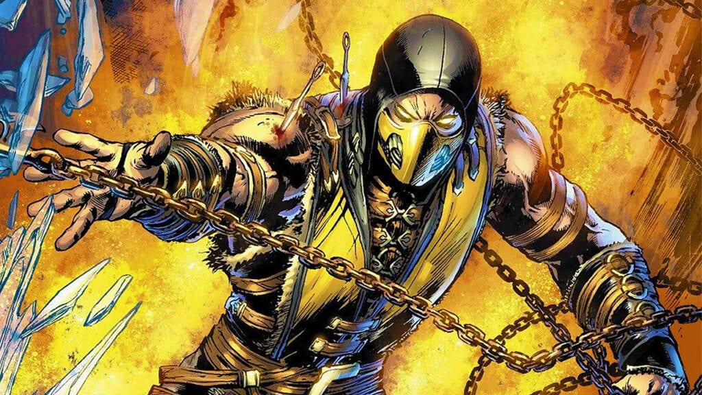 Mortal Kombat Animated Movie Reportedly On the Way
