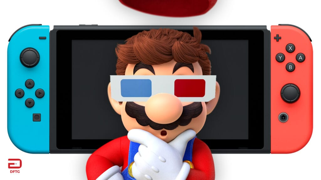 Nintendo Switch May Have 3D Gaming In Its Future