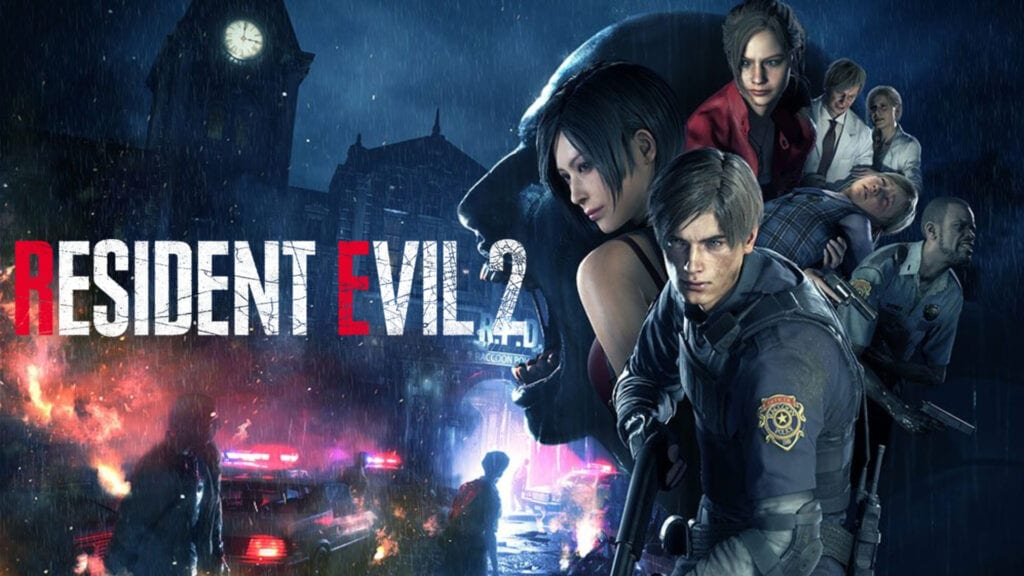 New Resident Evil 2 Remake Trailer Brings Back Hunk And Tofu