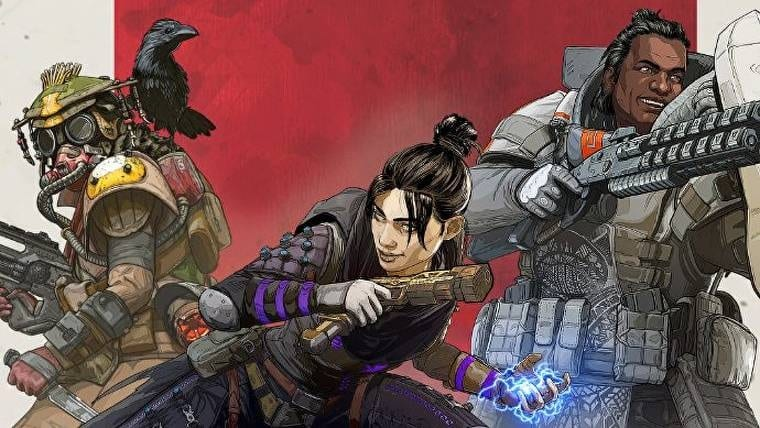 Apex Legends Is Getting New Maps, New Characters