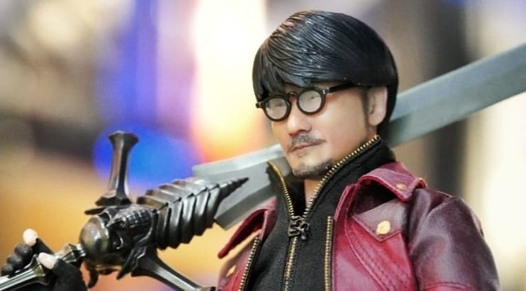 Death Stranding's Hideo Kojima Gets The Devil May Cry Treatment With Cool New Action Figure