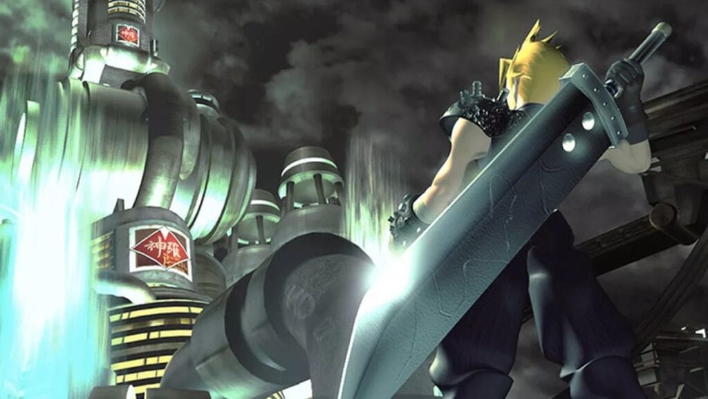 Final Fantasy VII Shown Off In New Nintendo Switch Ad (VIDEO)
