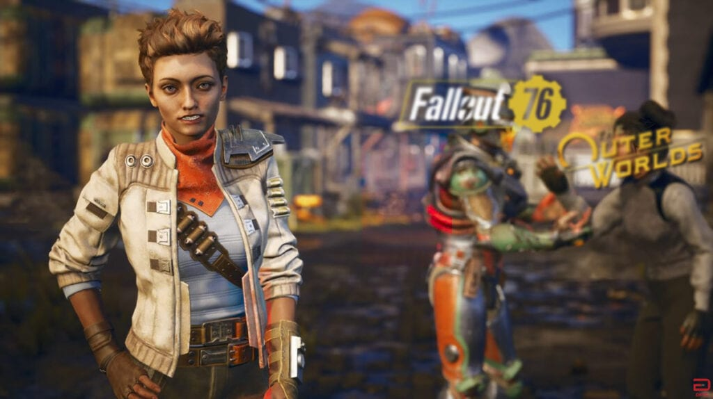 The Outer Worlds Fallout 76