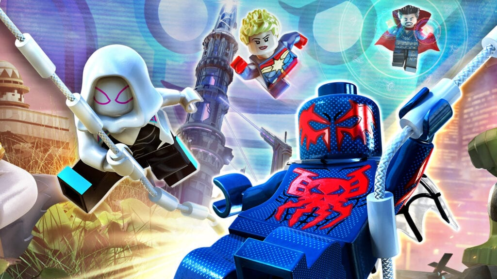 Lego Marvel Collection Assembles On Consoles Next Month