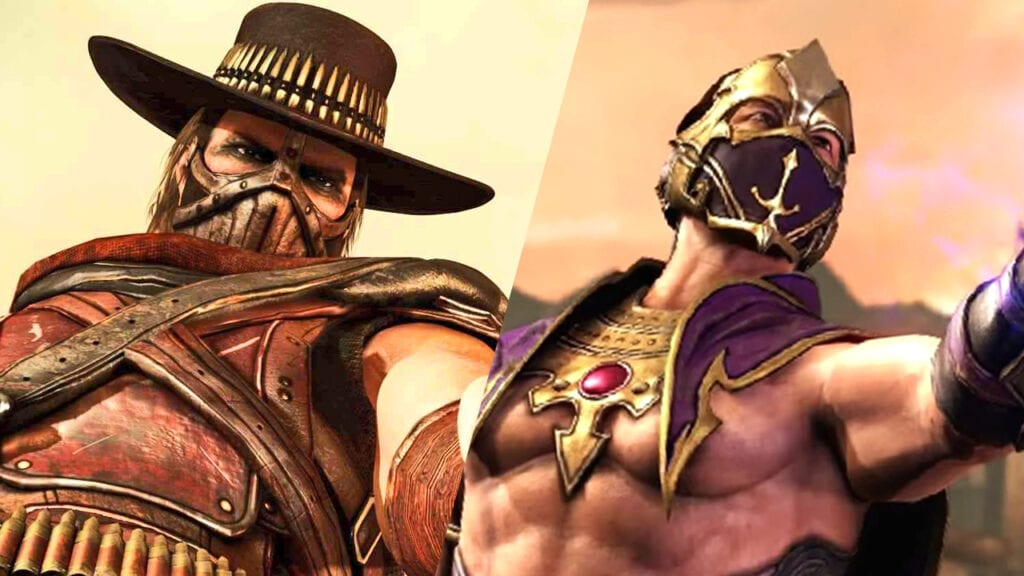 Mortal Kombat 11 Leak Suggests Erron Black, Rain Could Be