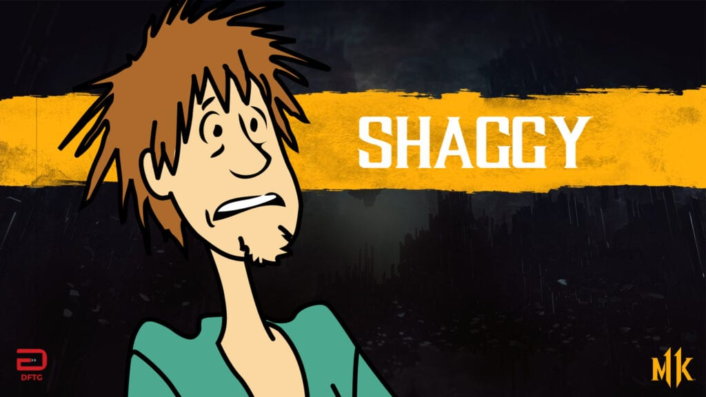 Mortal Kombat 11 Confirms Shaggy Won't Appear, Internet Reacts