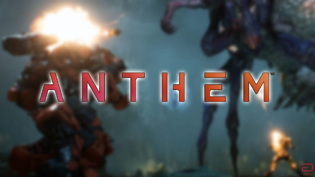 Anthem Players Want More Enemies, Higher Difficulty Levels