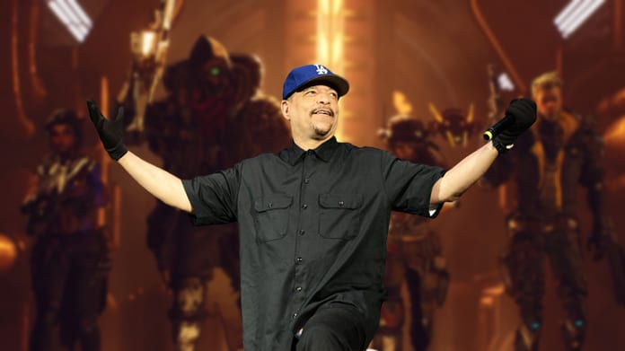 Borderlands 3 Ice-T
