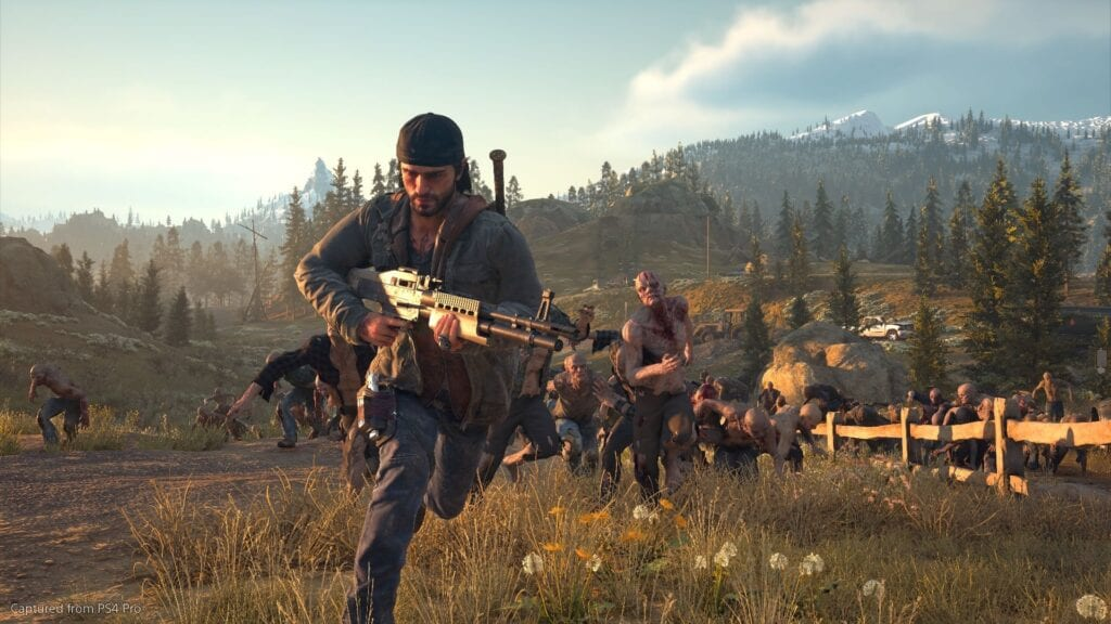 Days Gone Dev Celebrates Game Going Gold