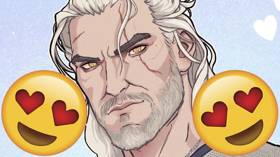 The Witcher - Dream Daddy