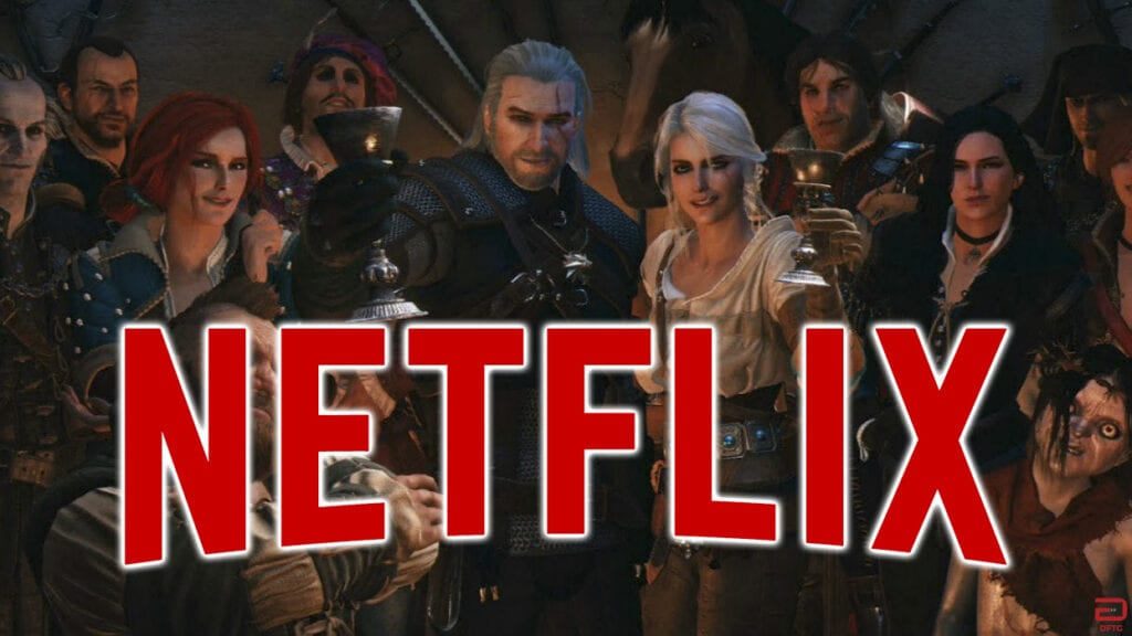 Witcher Netflix Series