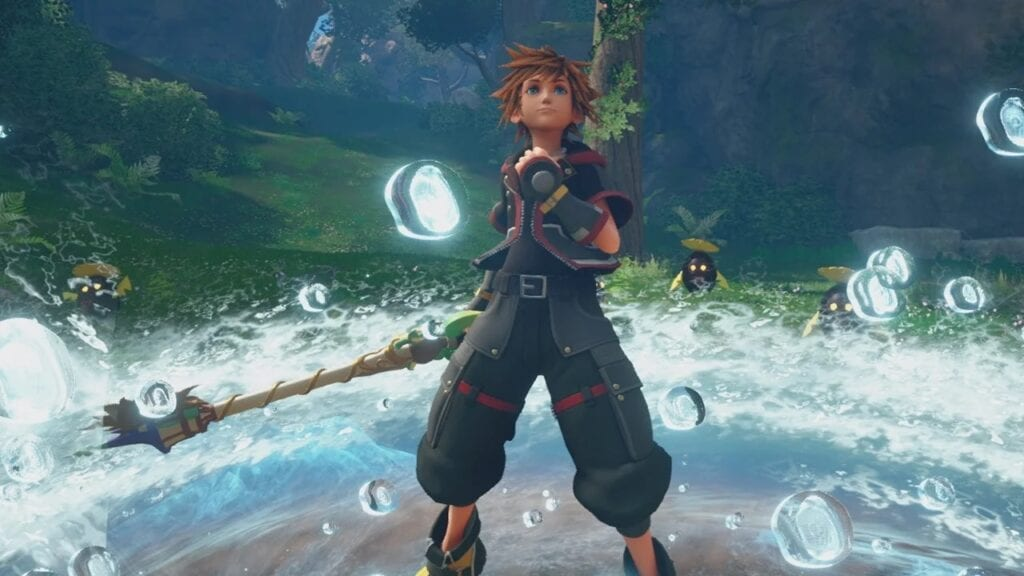 Kingdom Hearts III Critical Mode Coming Soon