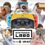 Nintendo Labo VR Kit Revealed for Nintendo Switch