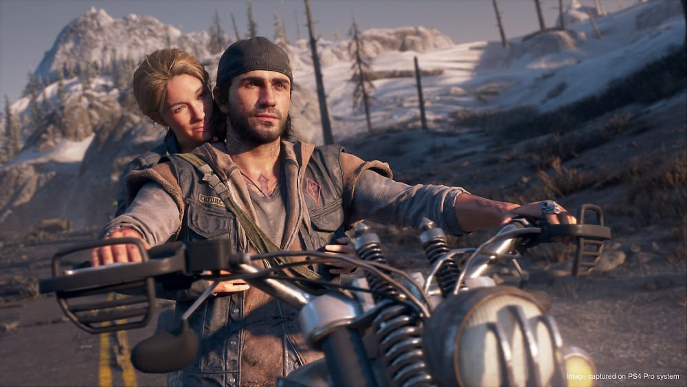 Days Gone choice system