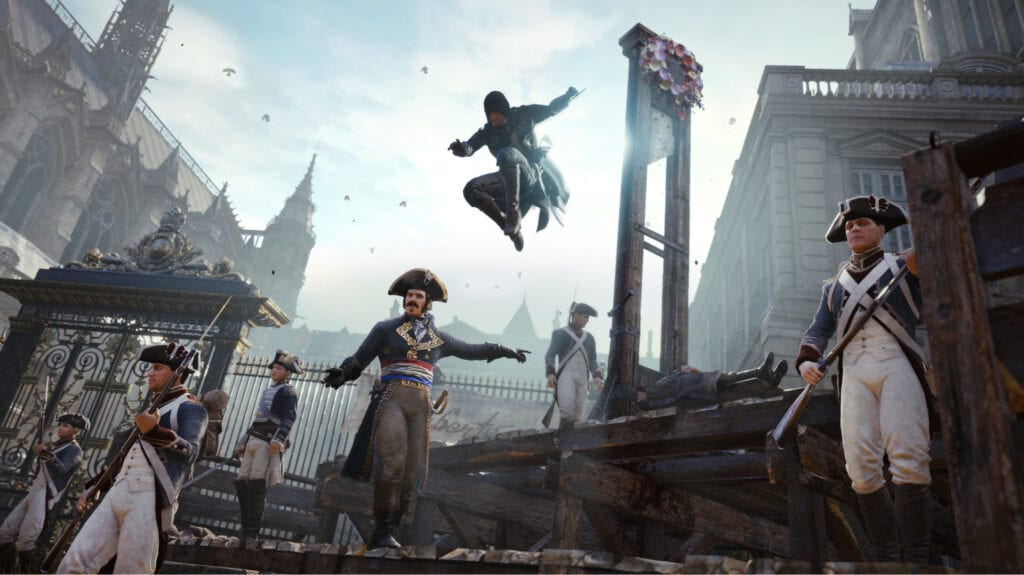 Assassin's Creed Unity Positive