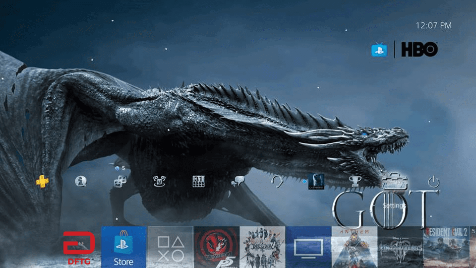 """Free Game Of Thrones PS4 Theme And Avatars Now Available By Completing """"Quests"""""""