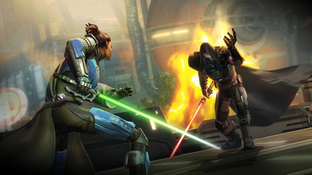 Star Wars: The Old Republic Expansion Onslaught